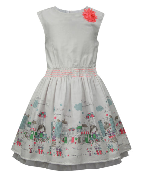 Doll Dress - The Cranberry Club - kids clothing - Casual Dresses