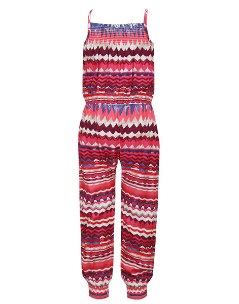244f43e675f ... Multicoloured Playsuit - The Cranberry Club - kids clothing - Jumpsuits    Playsuits Younger ...