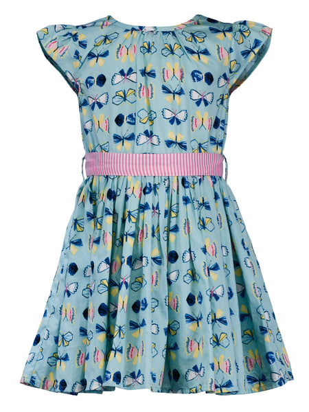 Butterfly dress - The Cranberry Club - kids clothing - Casual Dress