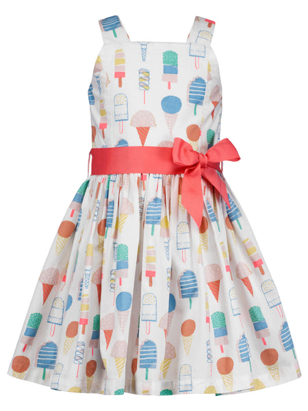 Ice Cream Dress - The Cranberry Club - kids clothing - Casual Dress
