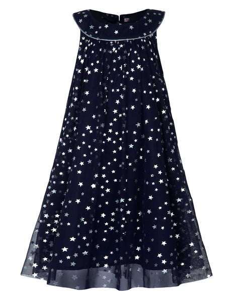 Star Dress - The Cranberry Club - kids clothing - Party Dresses