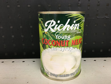 Coconut Meat in Syrup