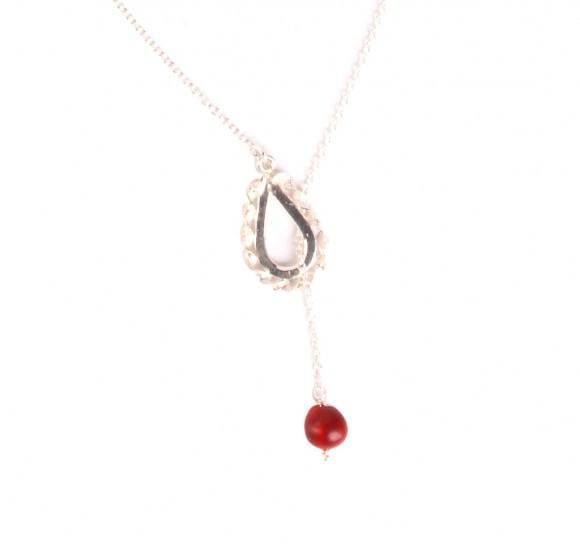 """Classic"" Good Luck Ajustable Necklace for Women w/Meaningful Seed Beads 18""-20"" - EvelynBrooksDesigns"