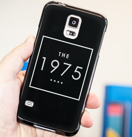 The 1975 Phone Cover - Plastic / Rubber Samsung Galaxy S3 S4 S5 and Note 3 Cases
