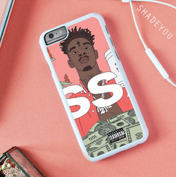 21 Savage Issa iphone case