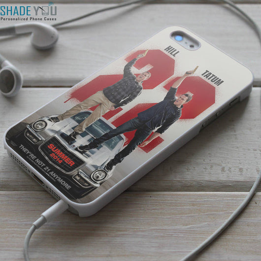 22 Jump Street - iPhone 4/4S, iPhone 5/5S/5C, iPhone 6 Case, Samsung Galaxy S4/S5 Cases