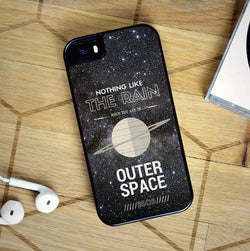 5SOS Outer Space Lyrics - iPhone 6/6S Case, iPhone 6/6S Plus, iPhone 5 5S SE, Nexus, HTC M9, LG G5, Samsung Galaxy S5 S6 S7 Edge Cases
