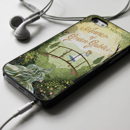 Anne of Green Gables iPhone 4/4S, iPhone 5/5S, iPhone 5C Case, Samsung Galaxy S4/S5 Cases