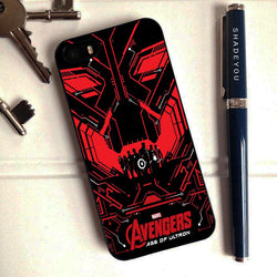Age of Ultron - The Avengers iPhone 6 Case, iPhone 5S Case, iPhone 5C Case plus Samsung Galaxy S4 S5 S6 Edge Cases