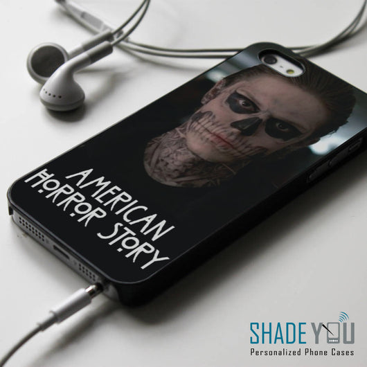 American Horror Story Tate Langdon - iPhone 4/4S, iPhone 5/5S/5C, iPhone 6 Case, Samsung Galaxy S4/S5 Cases