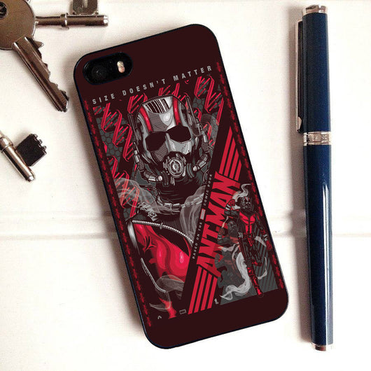 Ant Man Superhero - iPhone 6 Case, iPhone 5S Case, iPhone 5C Case + Samsung Galaxy S4 S5 S6 Edge Cases | Free Shipping