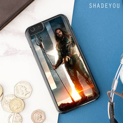 Aquaman Justice League iphone cases