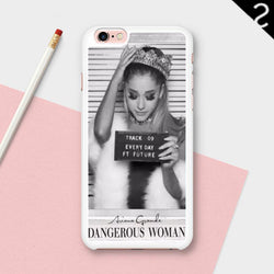 Ariana Grande Dangerous Woman iphone cases