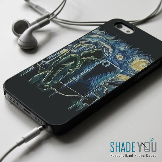 Arrow Starry Night - iPhone 4/4S, iPhone 5/5S/5C, iPhone 6 Case, Samsung Galaxy S4/S5 Cases