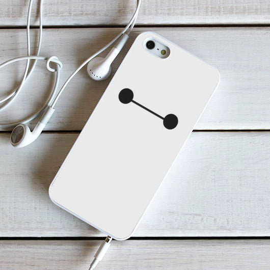Big Hero 6 Baymax - iPhone 4, iPhone 5 5S 5C, iPhone 6 Case, plus Samsung Galaxy S4 S5 S6 Edge Cases