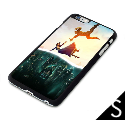 Bioshock Infinite - Personalized Cover for iPhone Google Pixel HTC LG Samsung Galaxy Cases