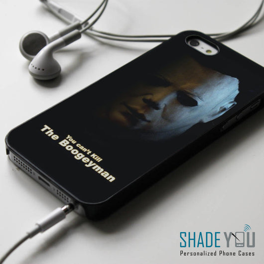 The Boogeyman Michael Myers - iPhone 4/4S, iPhone 5/5S/5C, iPhone 6 Case, Samsung Galaxy S4/S5/S6 Edge Cases