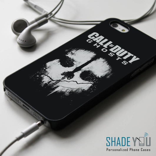Call of Duty Ghost - iPhone 4/4S, iPhone 5/5S/5C, iPhone 6 Case, Samsung Galaxy S4/S5 Cases