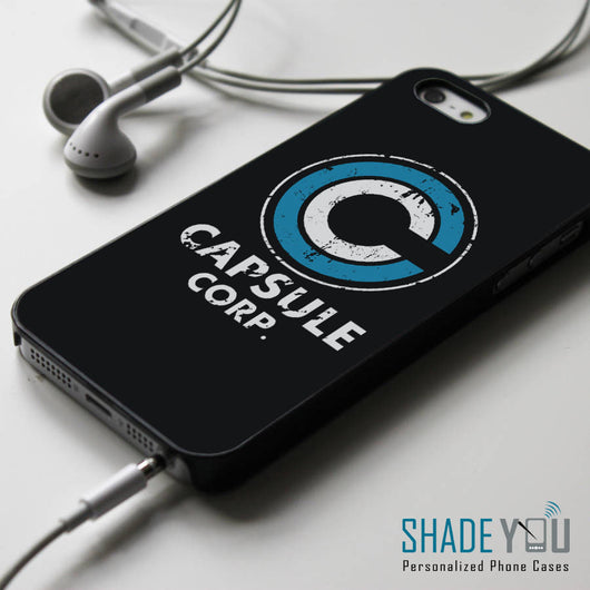 Capsule Corp - iPhone 4/4S, iPhone 5/5S/5C, iPhone 6 Case, Samsung Galaxy S4/S5 Cases