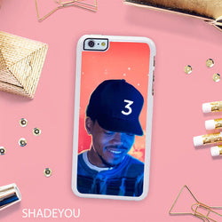 Chance the Rapper Coloring Book 3 - iPhone 7 Case, iPhone 6/6S Plus, iPhone 5 5S SE, Nexus, HTC M9, LG G5, Samsung Galaxy S5 S6 S7 Edge Cases