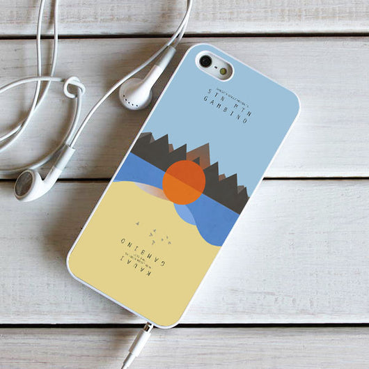 Childish Gambino STN MTN - iPhone 6S, iPhone 5 5S 5C, iPhone 6 Case, plus Samsung Galaxy S4 S5 S6 Edge Cases