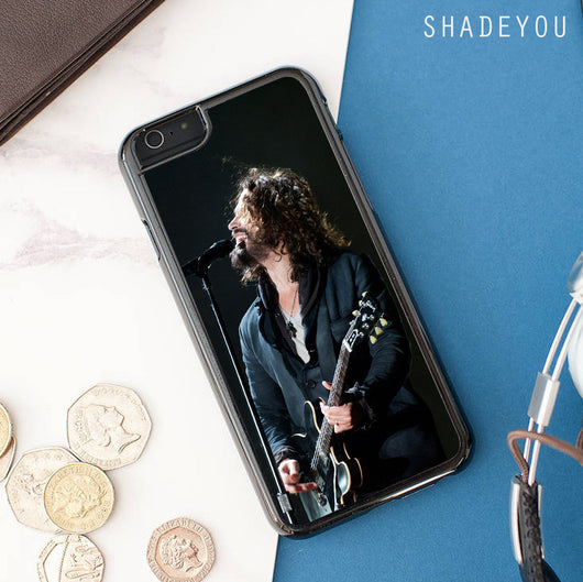 Chris Cornell iphone cases