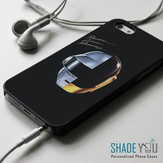 Daft Punk Random Access Memories - iPhone 4/4S, iPhone 5/5S/5C, iPhone 6 Case, Samsung Galaxy S4/S5/S6 Edge Cases