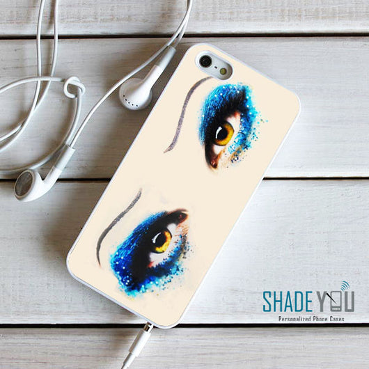 Darren Criss Hedwig Eyes - iPhone 4/4S, iPhone 5/5S/5C, iPhone 6 Case, Samsung Galaxy S4/S5/S6 Edge Cases