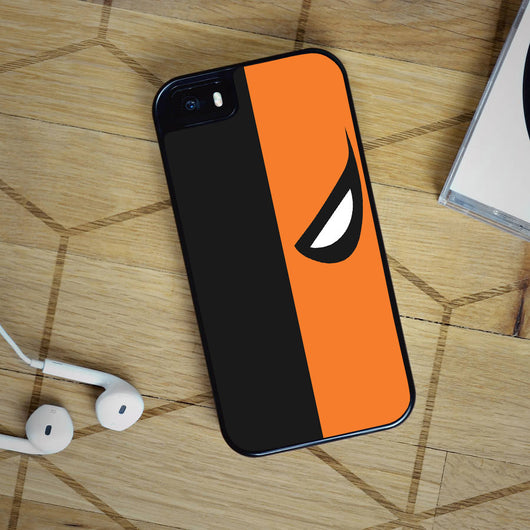 Deathstroke - iPhone 4, iPhone 5 5S 5C, iPhone 6 Case, plus Samsung Galaxy S4 S5 S6 Edge Cases