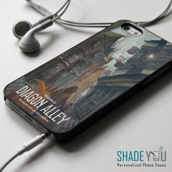 Harry Potter Diagon Alley - iPhone 4/4S, iPhone 5/5S/5C, iPhone 6 Case, Samsung Galaxy S4/S5 Cases