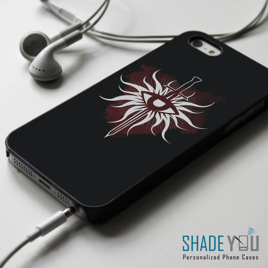 Dragon Age Inquisition - iPhone 4/4S, iPhone 5/5S/5C, iPhone 6 Case, Samsung Galaxy S4/S5 Cases