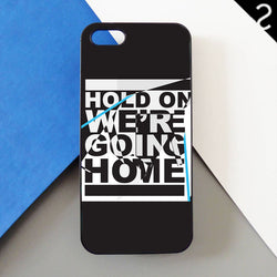 Drake Hold On We're Going Home lyrics iphone cases