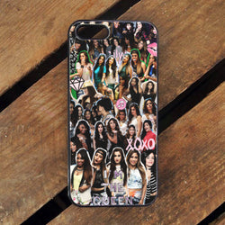 Fifth Harmony Collage Girls - iPhone 6/6S Case, iPhone 6/6S Plus Case, iPhone 5/5S SE Case plus Samsung Galaxy S5 S6 S7 Edge Cases