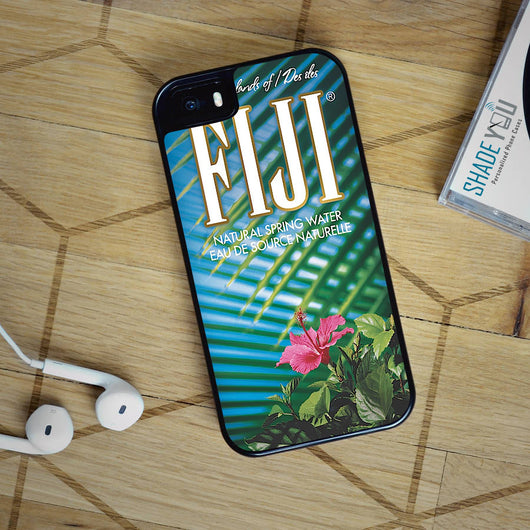 Fiji Water - iPhone 4/4S, iPhone 5/5S/5C, iPhone 6 Case, plus Samsung Galaxy S4/S5/S6 Edge Cases