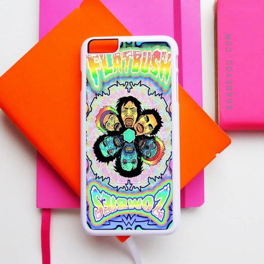 Flatbush Zombies - iPhone 6/6S Case, iPhone 5/5S/5C Case, plus Samsung Galaxy S4 S5 S6 S7 Edge Cases