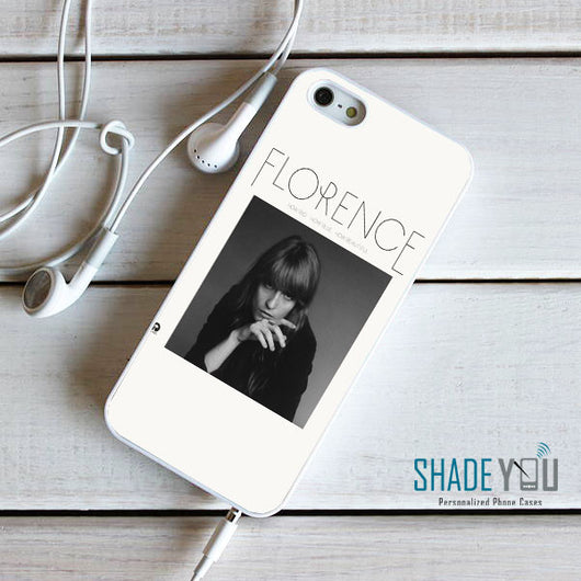 Florence and the Machine - iPhone 4/4S, iPhone 5/5S/5C, iPhone 6+ Case, Samsung Galaxy S4/S5/S6 Edge Cases