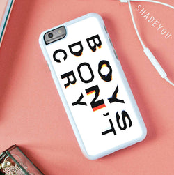 Frank Ocean Boys Don't Cry Blonde iphone case