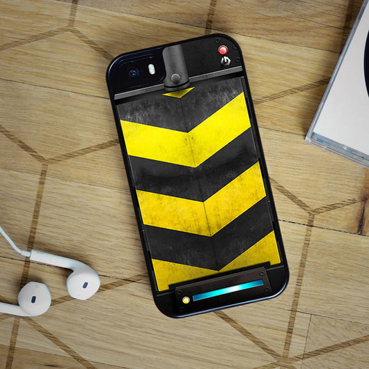 Ghost Trap Ghostbuster - iPhone 4, iPhone 5 5S 5C, iPhone 6 Case, plus Samsung Galaxy S4 S5 S6 Edge Cases