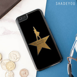 Hamilton Gold Star iphone cases
