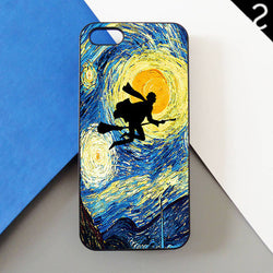 Harry Potter Starry Night iphone cases