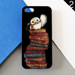 Hedwig Black Owl Harry Potter iphone cases