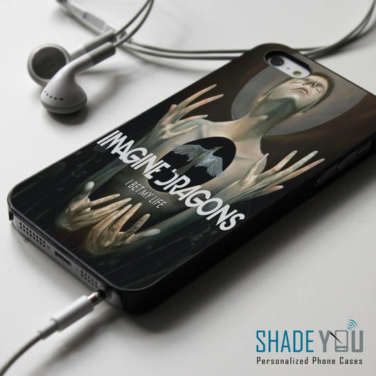 Imagine Dragons I Bet My Life - iPhone 4/4S, iPhone 5/5S/5C, iPhone 6 Case, Samsung Galaxy S4/S5 Cases