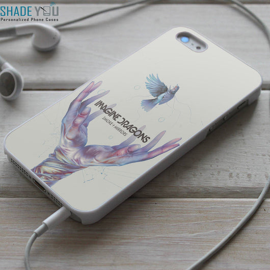 Imagine Dragons Smoke + Mirrors - iPhone 4/4S, iPhone 5/5S/5C, iPhone 6 Case, Samsung Galaxy S4/S5 Cases