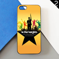 In the Heights Hamilton iphone cases