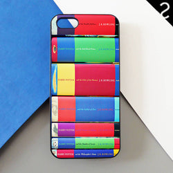 JK Rowling Books iphone cases