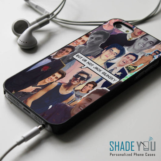 Jack Gilinsky Collage - iPhone 4/4S, iPhone 5/5S/5C, iPhone 6 Case, Samsung Galaxy S4/S5 Cases