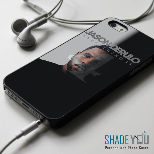 Jason Derulo - iPhone 4/4S, iPhone 5/5S/5C, iPhone 6 Case, Samsung Galaxy S4/S5/S6 Edge Cases