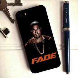 Kanye West Fade - iPhone 7 Case, iPhone 6/6S Plus, iPhone 5 5S SE, Nexus, HTC M9, LG G5, Samsung Galaxy S5 S6 S7 Edge Cases