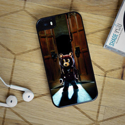 Kanye West Late Registration - iPhone 4/4S, iPhone 5/5S/5C, iPhone 6 Case, Samsung Galaxy S4/S5/S6 Edge Cases