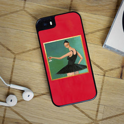 Kanye West My Beautiful Dark Twisted Fantasy - iPhone 6/6S Case, iPhone 5/5S Case, iPhone 5C Case plus Samsung Galaxy S4 S5 S6 Edge Cases